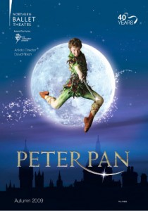 Peter Pan performed by Northern Ballet Theatre