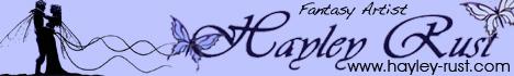 The Fantasy Art of Hayley Rust