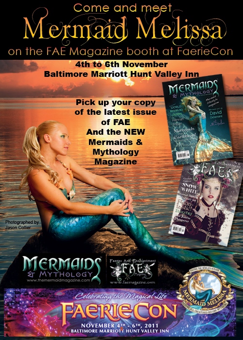 magazine articles about mermaids