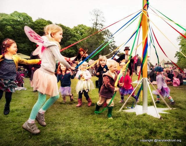7 Summer Fairy Festivals in the UK | FAE Magazine ®